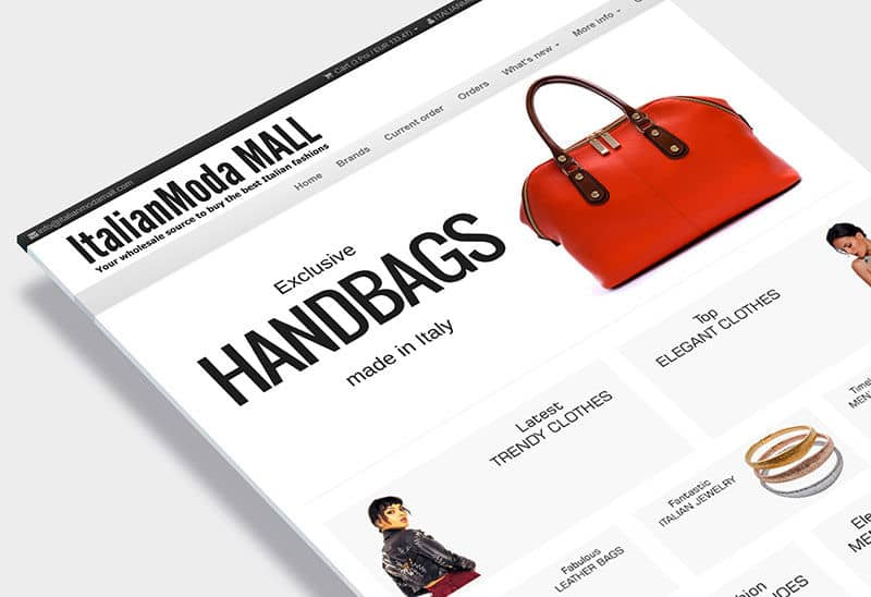 Italian bags wholesale: handbags manufacturers brands, made